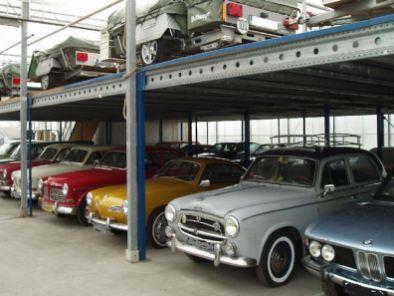Stalling autos