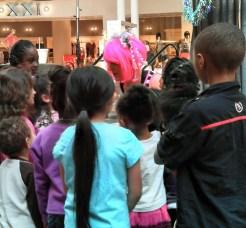 Cara Zara Carolina Place Mall Spring Festival 1