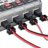 noco genius g4 6v/12v 4 bank battery charger