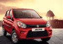 Maruti Suzuki Alto BS6 featured image
