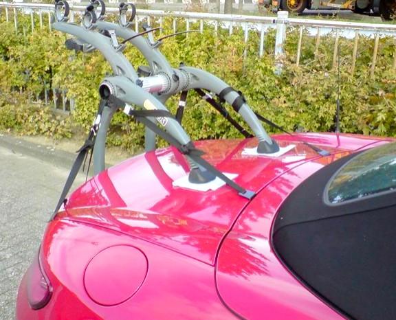 Alfa Romeo Brera Spider Bike Rack