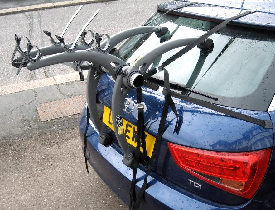 Audi A3 Bike Rack