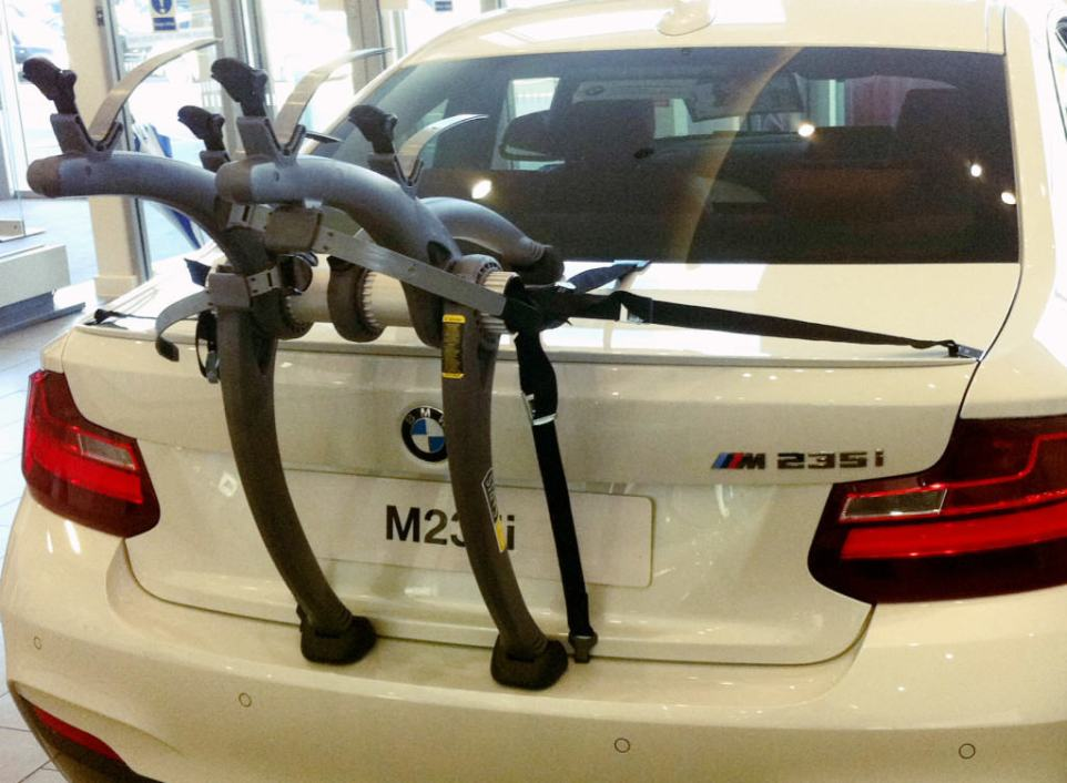 BMW 2 Series Bike Rack