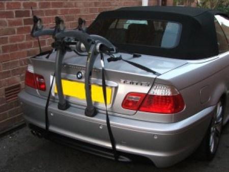 BMW 3 Series Bike Rack