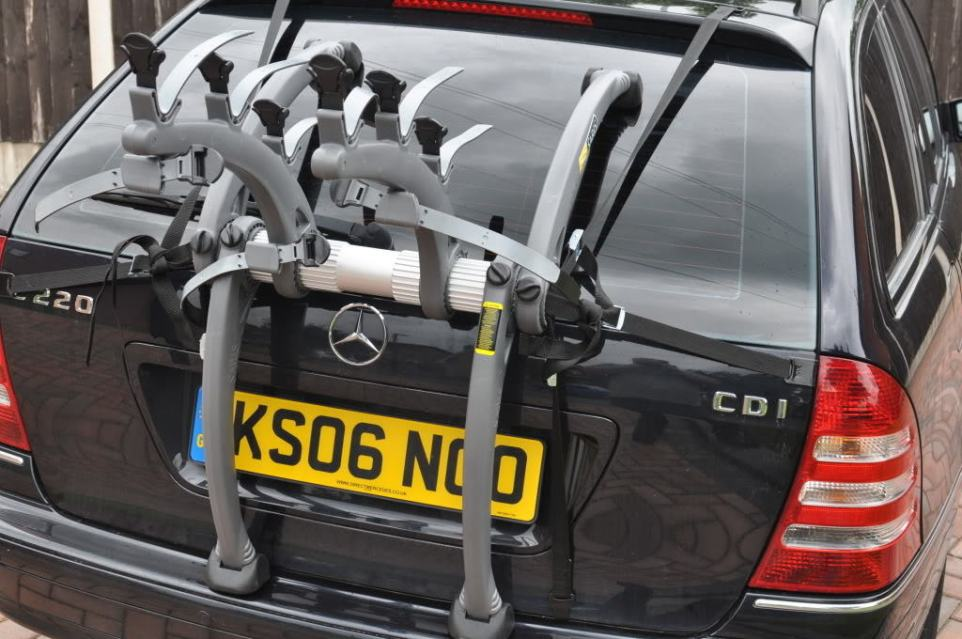 Mercedes C Class Estate Bike Rack