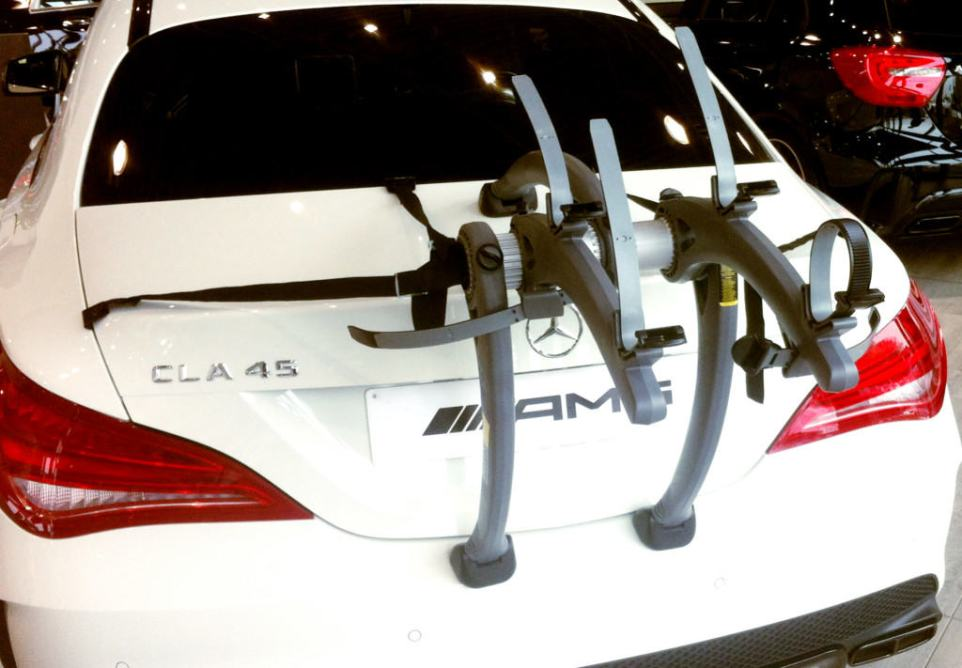 Mercedes CLA Bike Rack