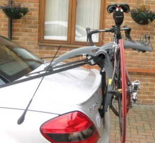Mercedes SLK Bike Rack Carrier