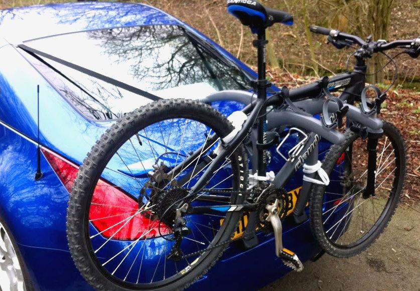 Nissan 350z 370z Bike Rack