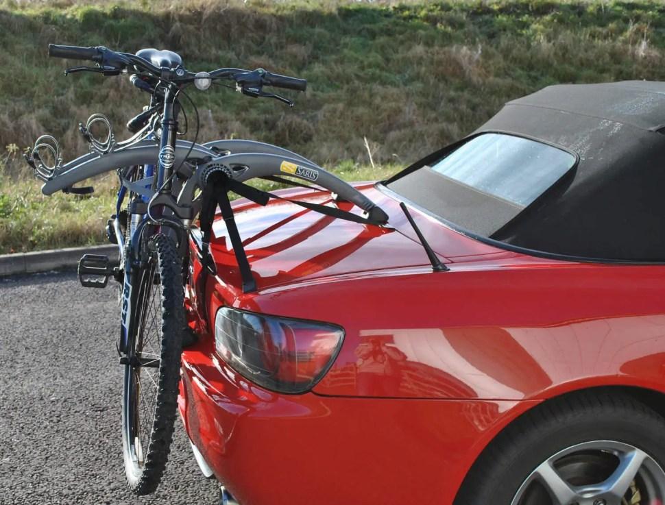 Honda S2000 Bike Rack - Saris Bones 3