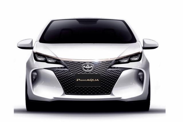 2018年 新型アクア フルモデルチェンジ!JC08モード燃費45km/l目標!発売日・価格は?