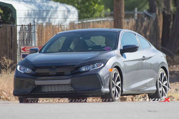 2017 Honda Civic Si 2