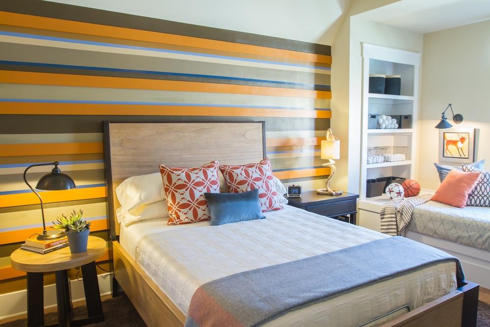 HGTV Smart Home Bedroom