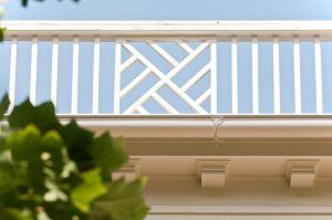 Carbine & Associate, house, entrance and terrace elements