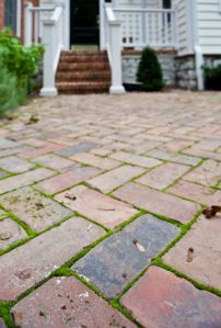 Bricks, floor