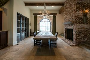 Large dining table 2