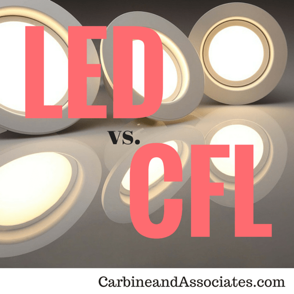LED vs. CFL