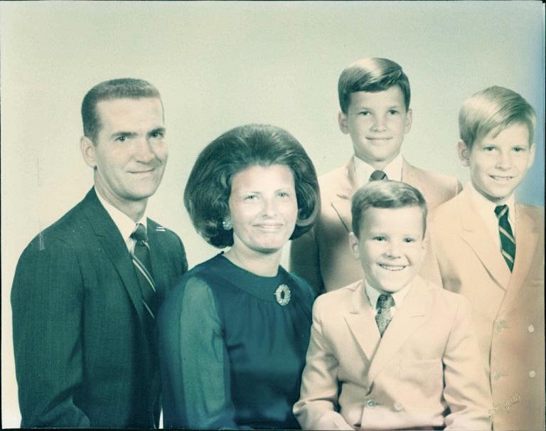 James Carbine Family_B
