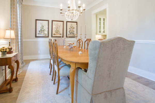 How To Choose A Builder, Westhaven Dining Room, Carbine & Assoc., Franklin, TN