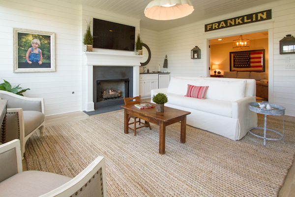 Creating The Perfect Den, Westhaven Townhome, Carbine & Associates