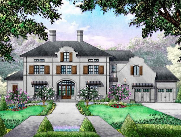 french-manor-custom-home-westhaven-carbine-associates-franklin-tn