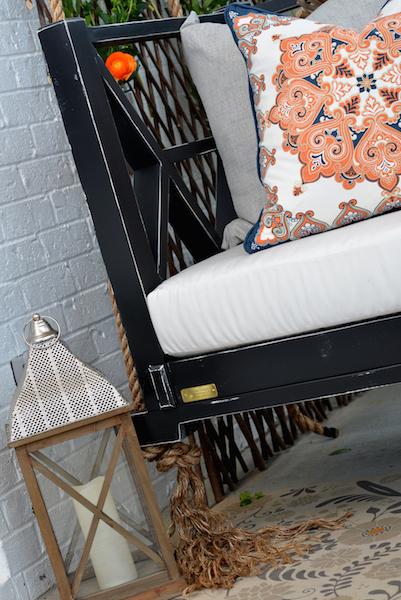Four Oak Bed Swings, House For Hope Designer Show House