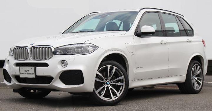 BMW X5シリーズ 認定中古車