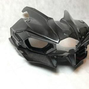 Carbonteile Motorrad