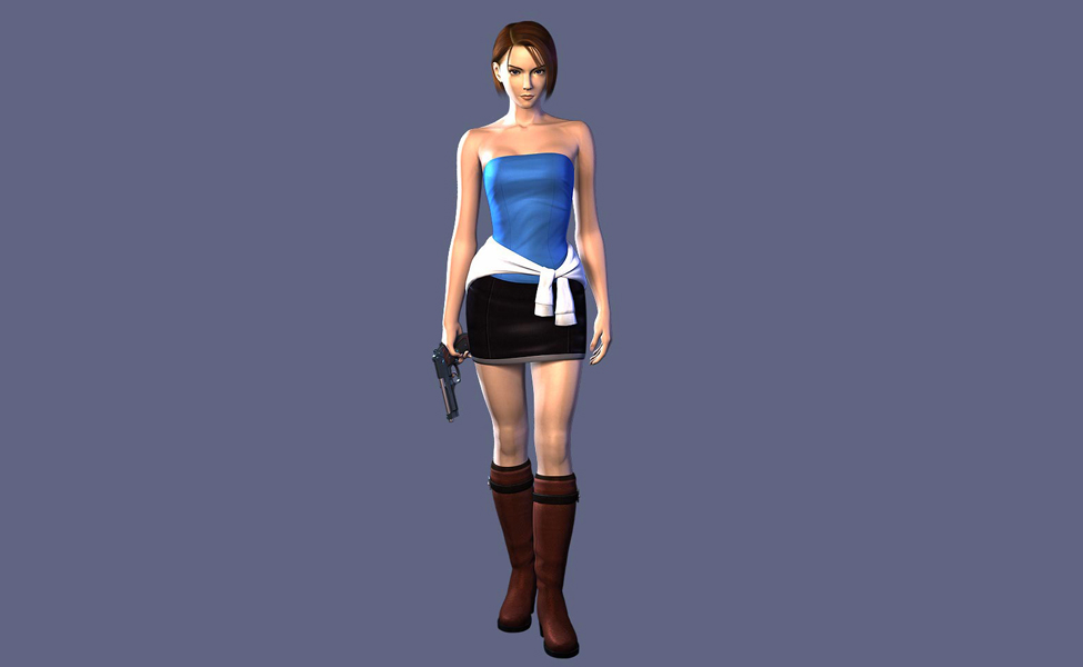 Jill Valentine Costume DIY Guides For Cosplay Amp Halloween
