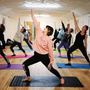 Yoga with Debbie, Yogavision - Wednesday class @ Carbrooke Village Hall
