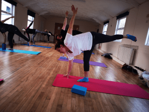 Yoga with Debbie, Yogavision - Monday class @ Carbrooke Village Hall