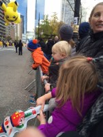 The Kids loved the parad