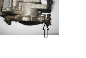 Carburetor Throttle Shaft