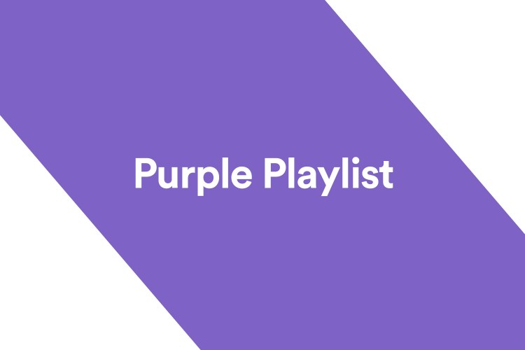 Celebrating the purple one with a Prince playlist