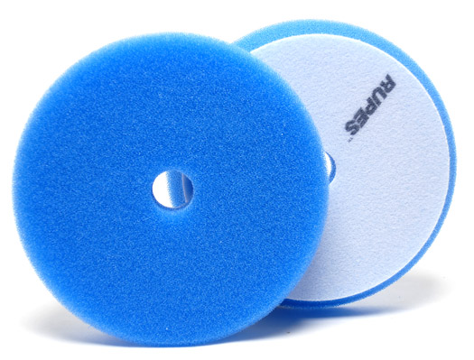 RUPES 180MM BLUE FOAM PAD