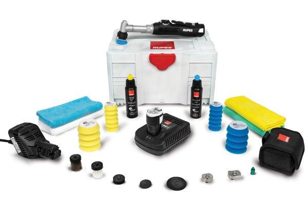 Rupes ibrid nano box kit
