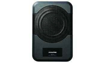 Alpine PWE-S8 Restyle Compact Powered 8-Inch Subwoofer
