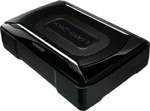 Kenwood KSC-SW11 Compact Powered Enclosed Subwoofer