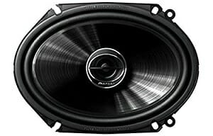 Pioneer TS-G6845R 6x8 G-Series 2-Way Speaker with 250W Max Power