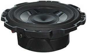 Rockford P3SD48 Shallow Mount 8-Inch Subwoofer