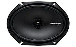 Rockford R168X2 Prime 6 x 8 Inches Full Range Coaxial Speaker