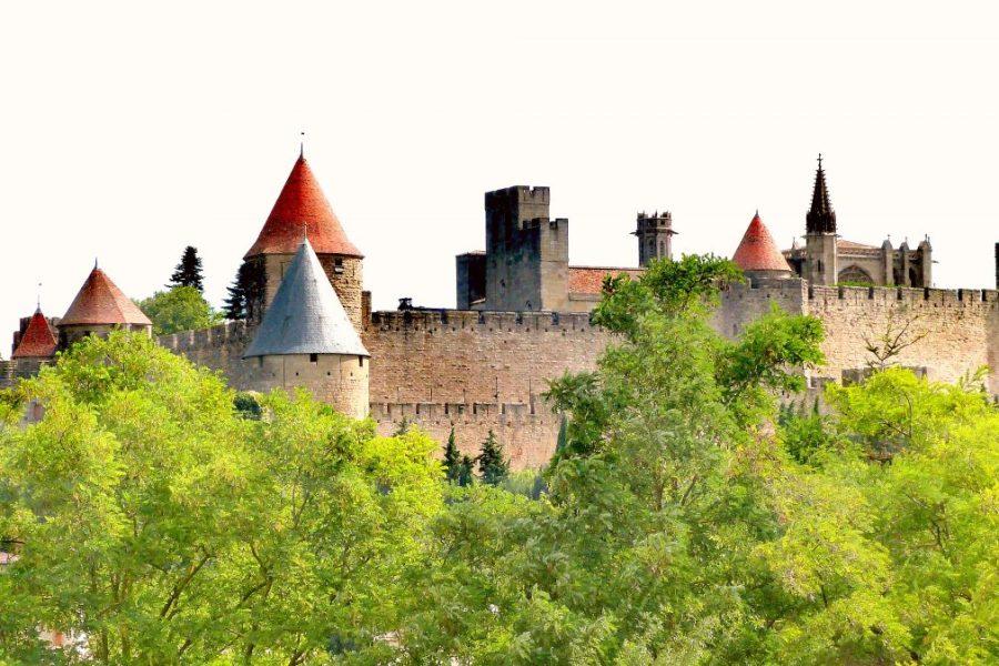visite guidée de la cité de Carcassonne