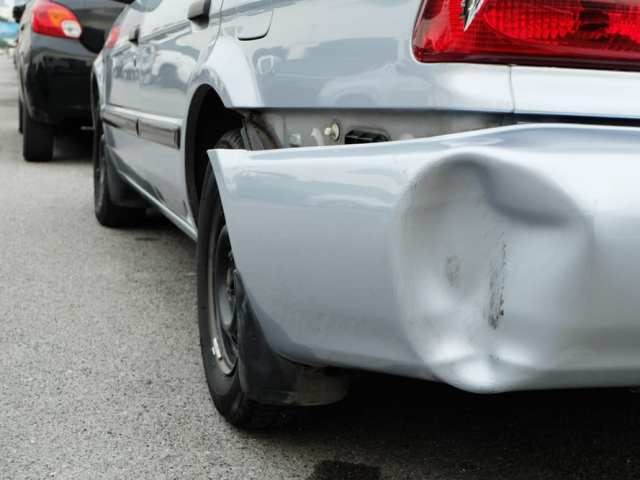 Dents, Accidents and Missing Parts