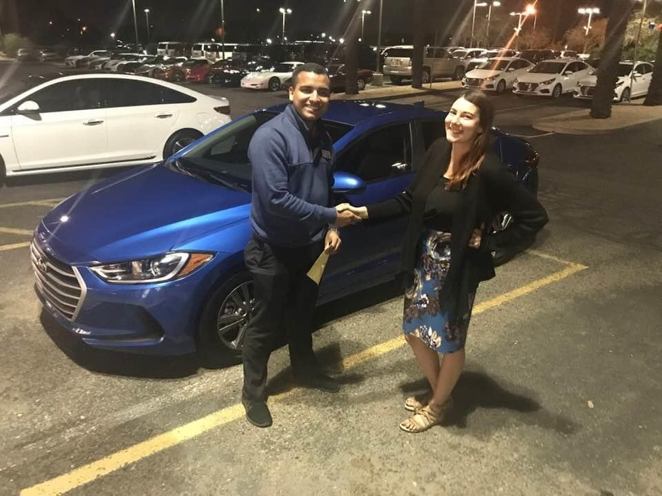 Sherri, 2018 Hyundai Accent, $4253 in total savings! - Car Concierge Pro | Car Buying Service | Best Car Deals | Client Review