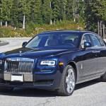 Rolls Royce Ghost Navy Blue
