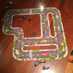 Orchard Toys – Giant Road Jigsaw 20pce