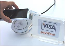 Visa payWave(ビザ ペイウェーブ)