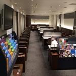関西国際空港 空港ラウンジ 金剛 第2ターミナル2階 南ウイング