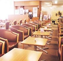 成田国際空港の空港ラウンジ「ビジネス&トラベルサポートセンター(TEIラウンジ)」(第1ターミナル中央ビル5階)