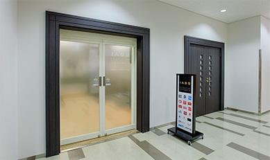 成田国際空港の空港ラウンジ「IASS EXECUTIVE LOUNGE 2」(第2ターミナル本館4階北側)