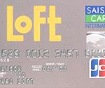 ロフトカード(Loft Card)